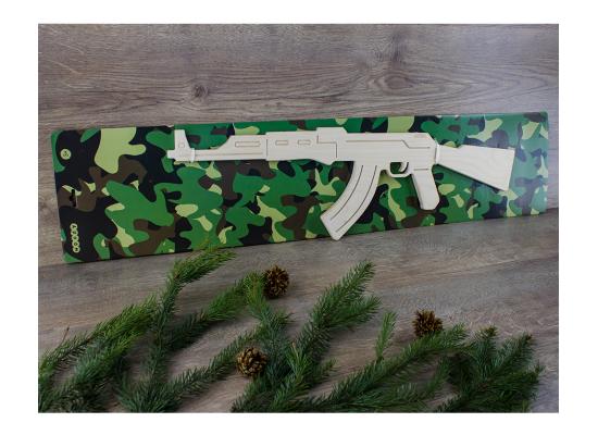 Игрушечный АК 47