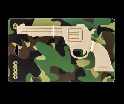 Пистолет ковбойский