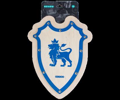 Щит рыцаря английский
