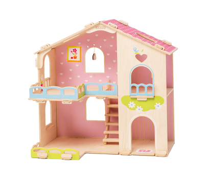 "Doll House ""Happy Family"""