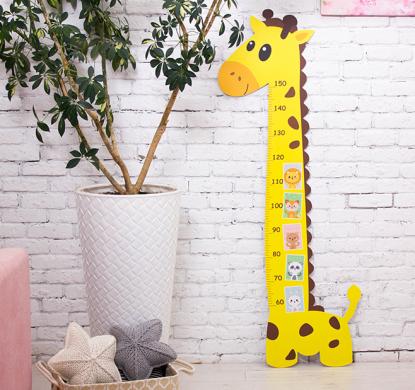 Жираф желтый